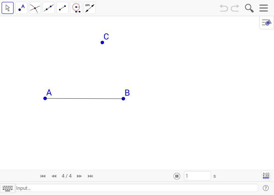 Geometry Construction Assessments GeoGebra – Proving Lines Parallel Worksheet