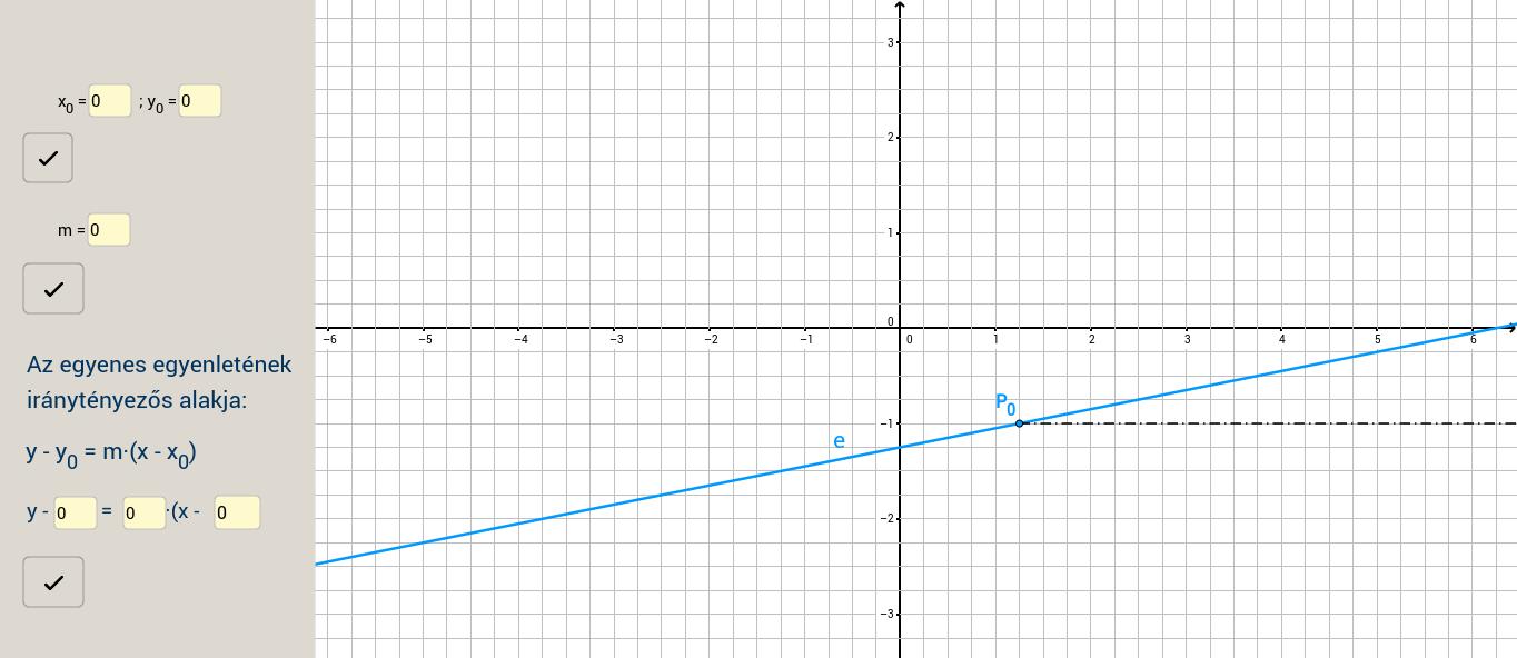 Koordináta-geometria - Kör