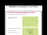 Spiegelen van een punt.pdf