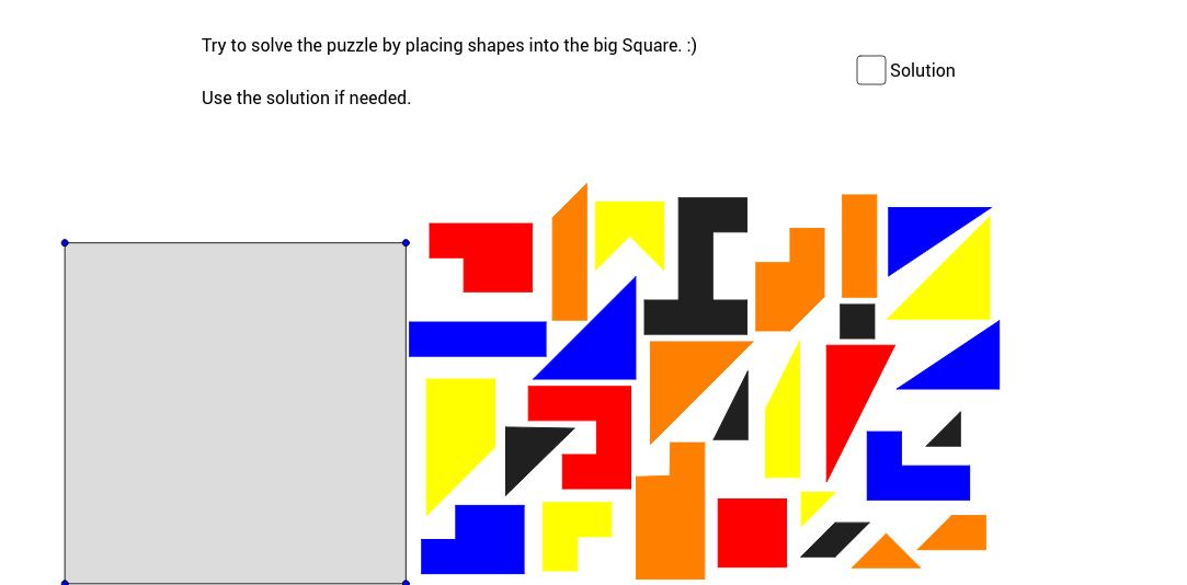 Puzzle Transformation