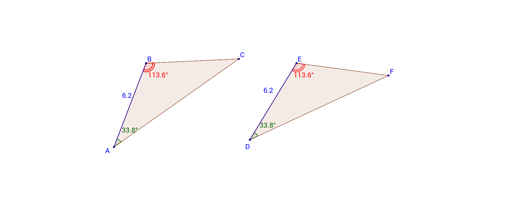 Congruent Triangles 2 (ASA)