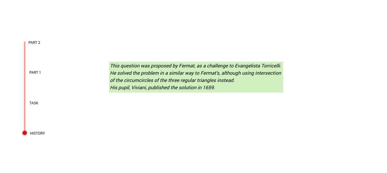 The Fermat-Torricelli point
