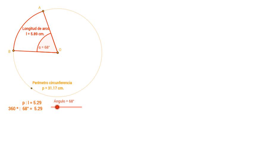 Perimetro circunferencia