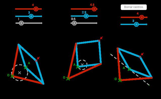 DT2.Inversión.Mecanismo de Peaucelier.