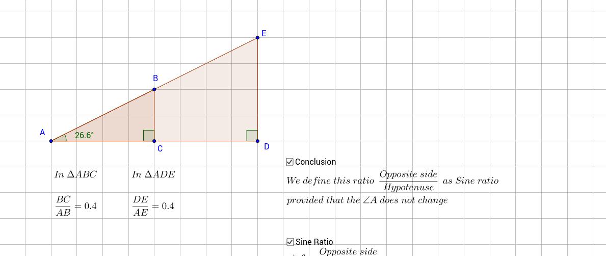 S.2 Ch.11 Trigonometry