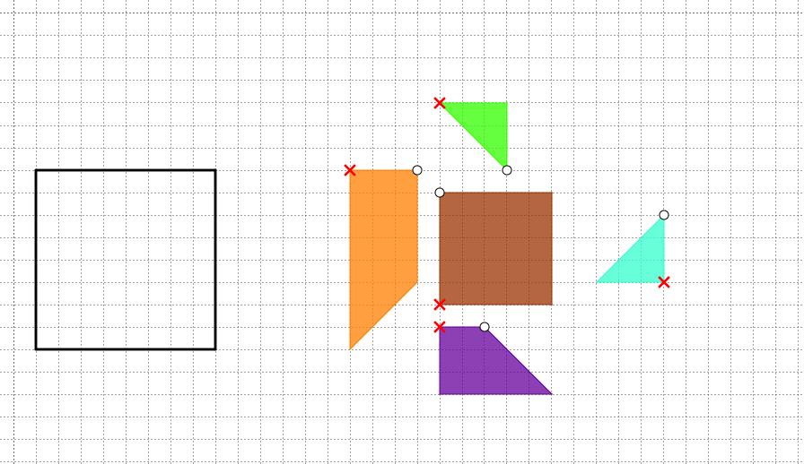 I nostri «tangram» (Carol)