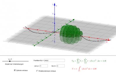 Dynamische Mathematik mit GeoGebra 3D