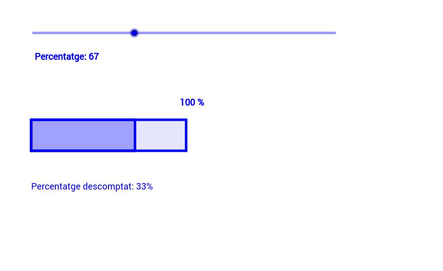 """""""Veure"""" percentatges (1)"""