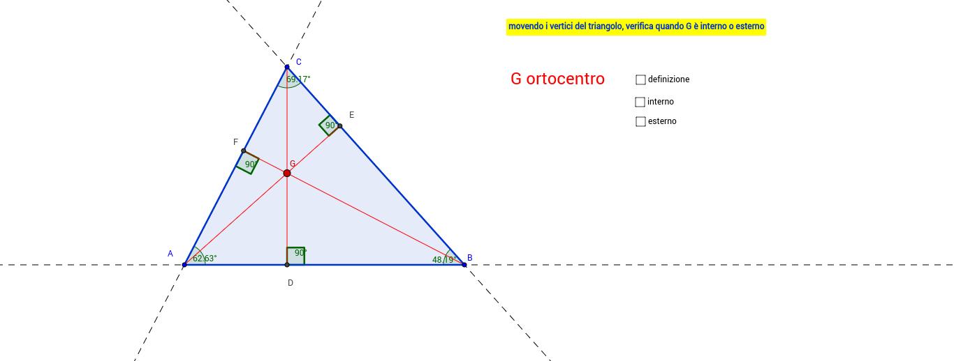 Ortocentro