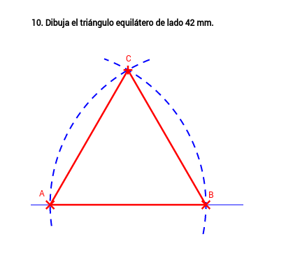 EPV3.03b.Triángulo equilátero.