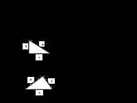 Fördermaterialien zum pythagoräischen Lehrsatz