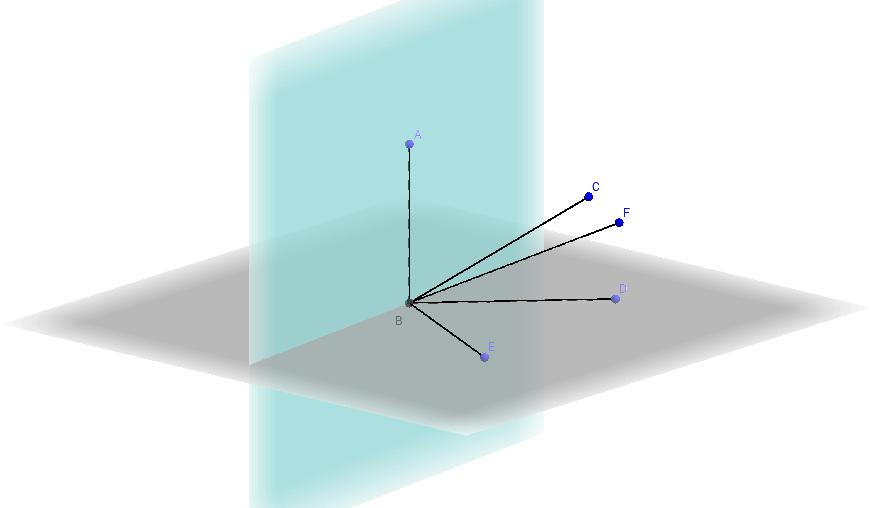 Euclid Book XI Prop 5