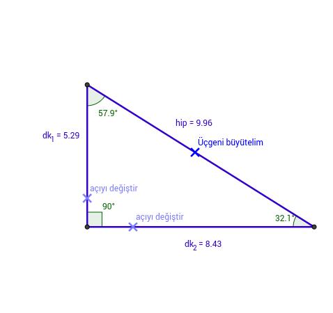 Dik üçgende trigonometrik oranlar'in kopyası