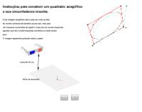 Tutorial para construção de imagens geométricas anaglíficas