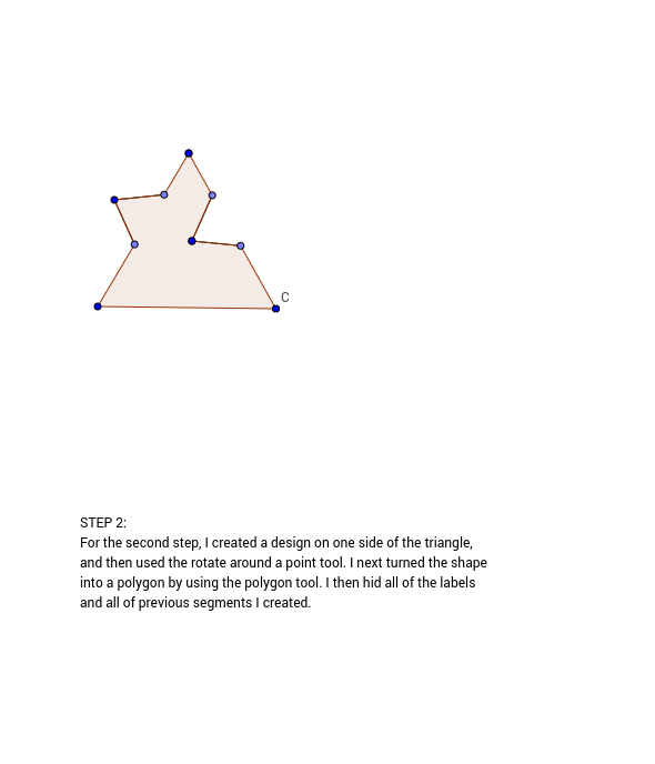 Tessellation 2: Step 2