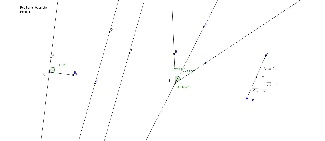 Geogebra Sample Project 2