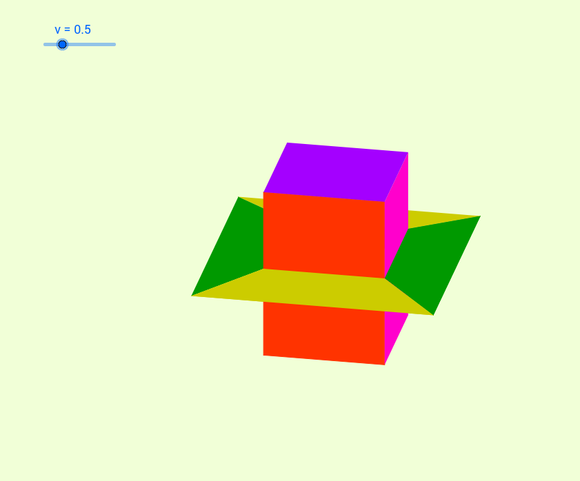 Two polyhedra
