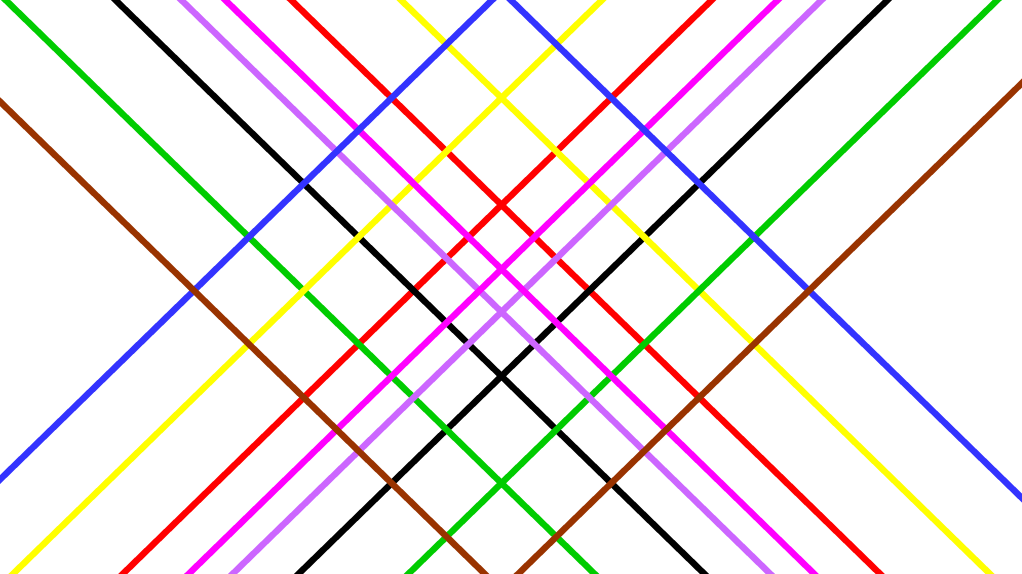 Animation of Lines