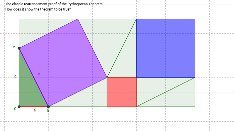 Pythagorean Rearrangement