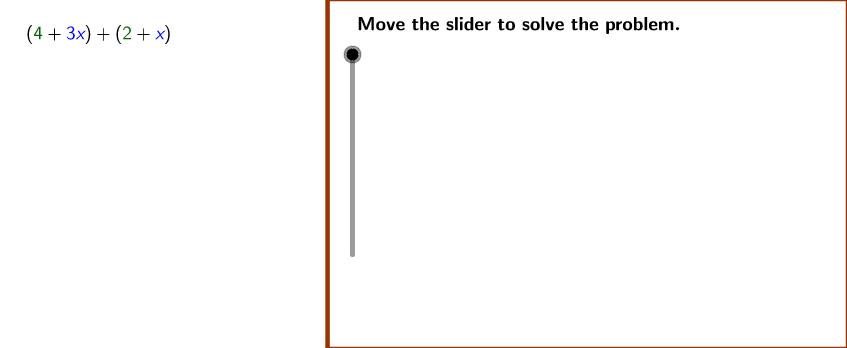 UCSS Math II 1.1.1 Example 1