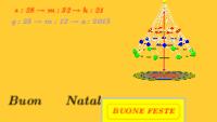 buone feste - happy holidays - Buon Natale - Buon Anno