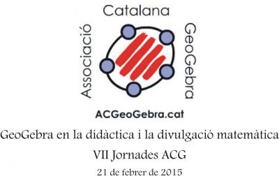VII Jornades ACG. GeoGebra, didàctica i divulgació
