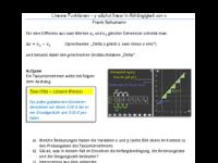 y wächst linear in Abhängigkeit von x.pdf