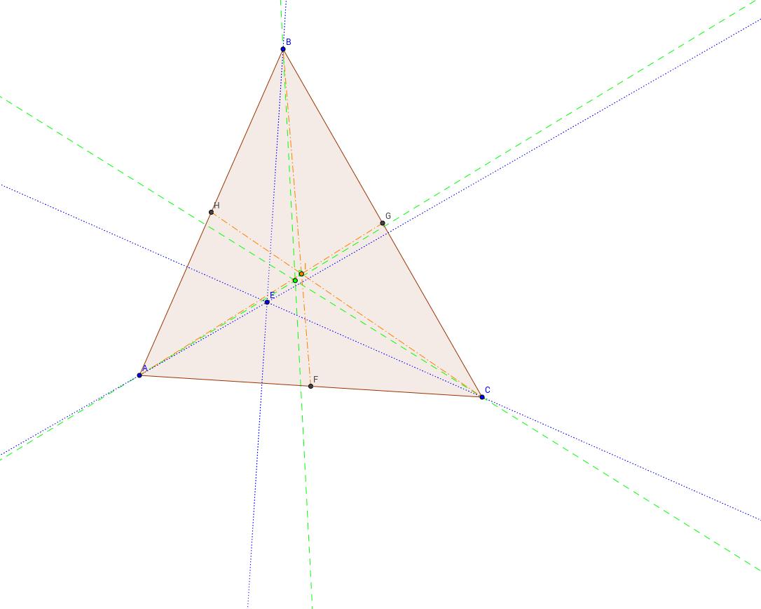Punti notevoli di un triangolo