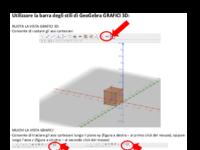 Utilizzare la barra degli stili di GeoGebra GRAFICI 3D.pdf