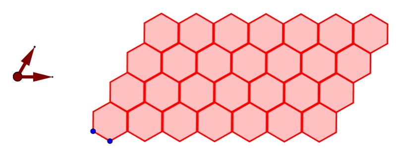 Hexagon 6.6.6  Tiling