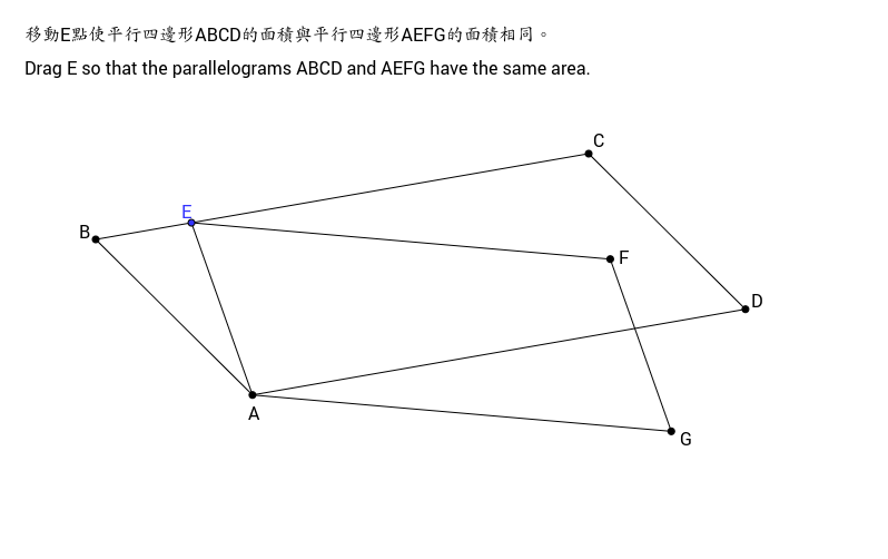 Overlapping Parallelograms