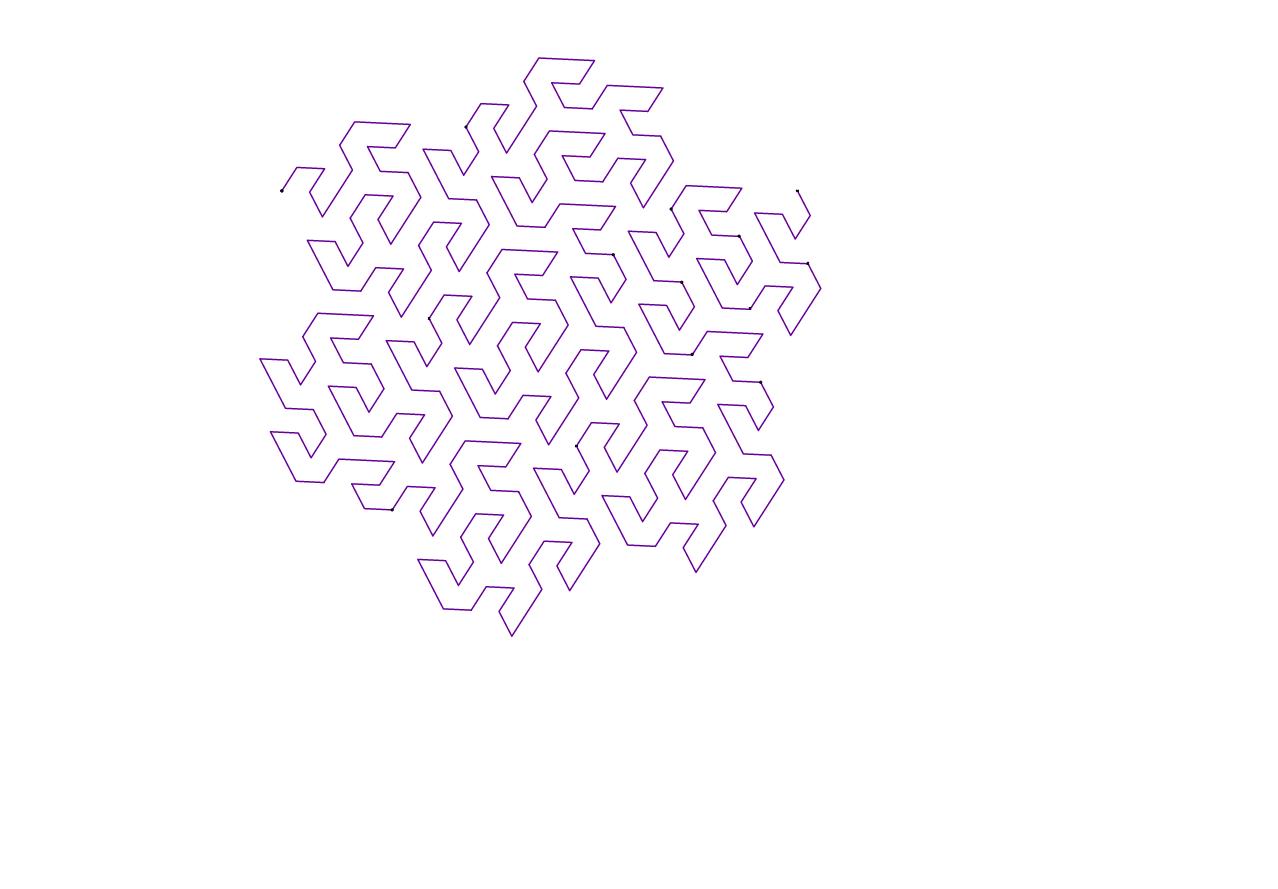 Gosper curve