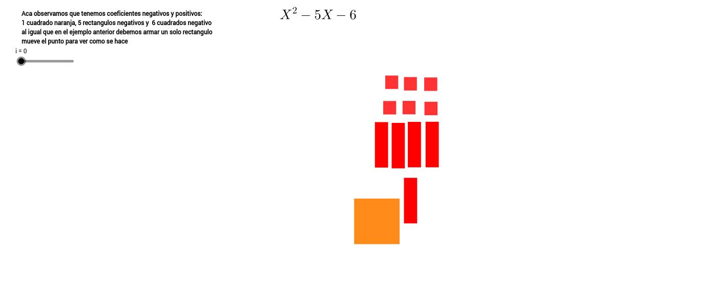 factorizar  usando geometria (2)