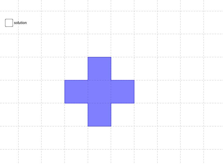 croix en carré