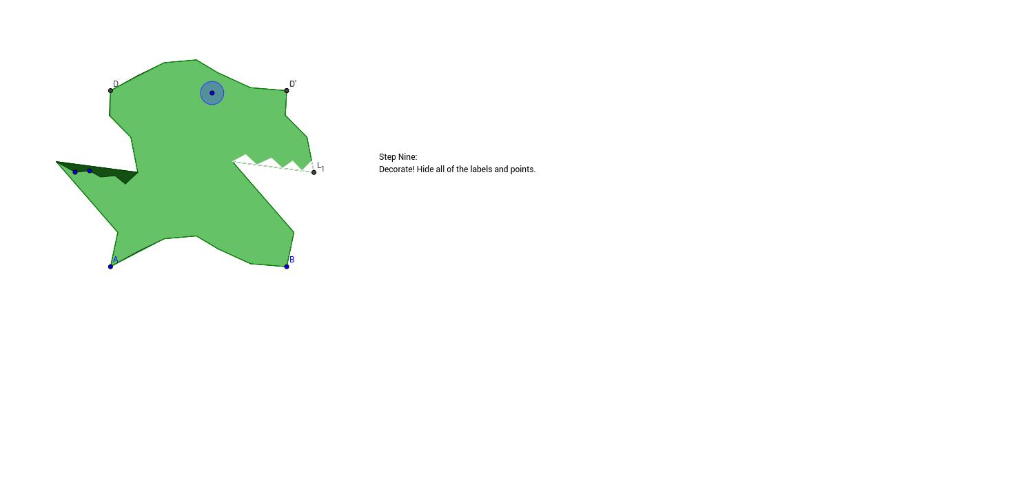 Translation Tessellation Step 9