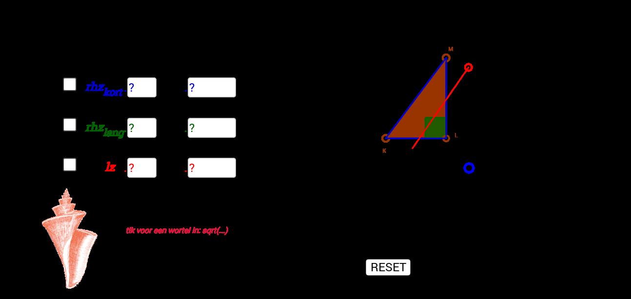 3 Handig Handje & Pythagoras