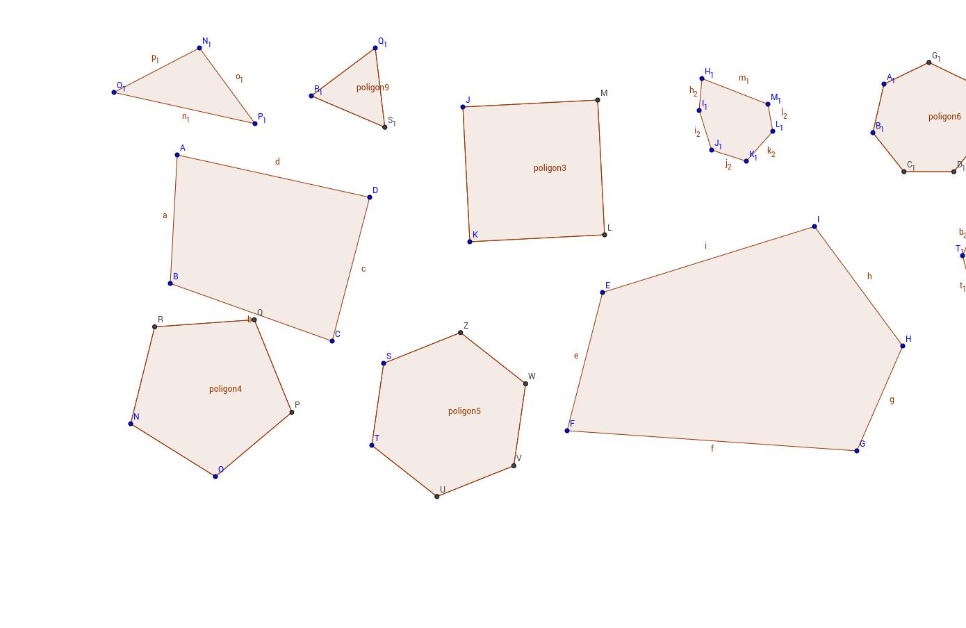 Geometria általános