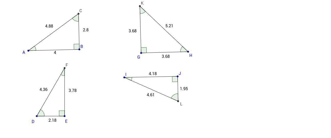 Printable Worksheets trig ratio worksheets : Inverse Trigonometry Exploration - GeoGebra