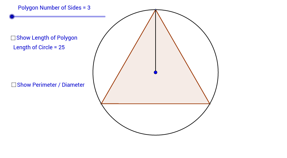 How to Find the Length of a Circle