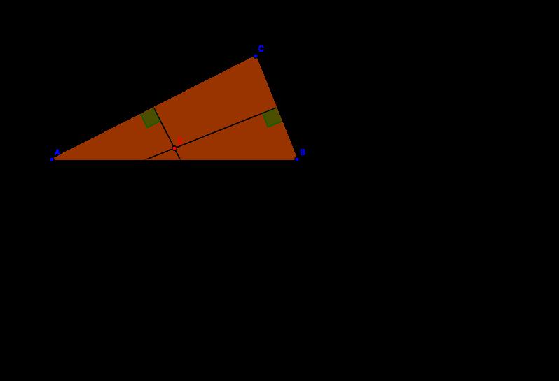 GDRS - Mittelsenkrechten im Dreieck