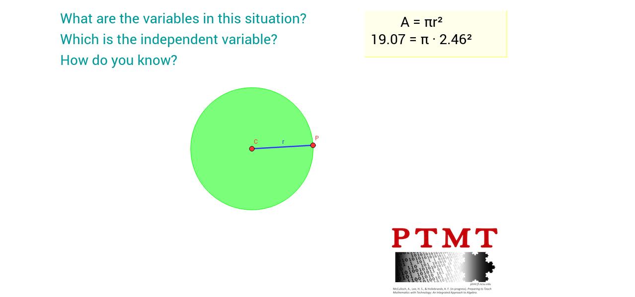 Exploring Variables c