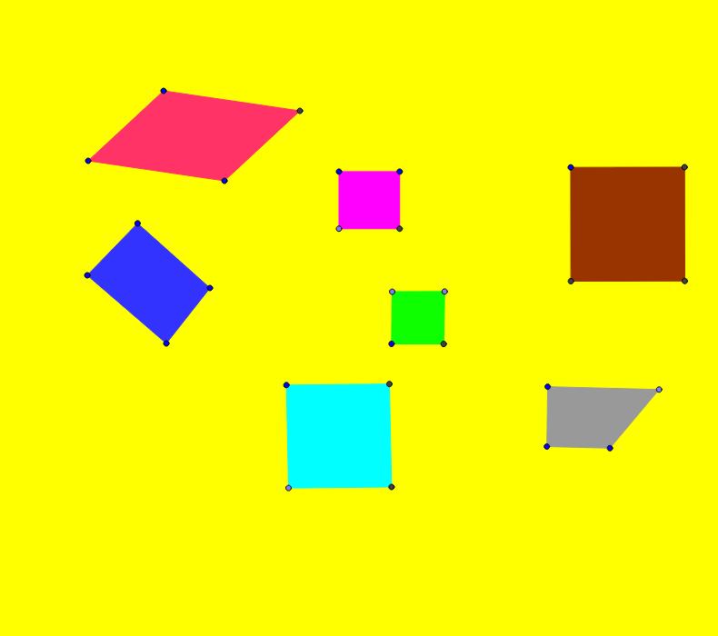 Indestructible Quadrilaterals