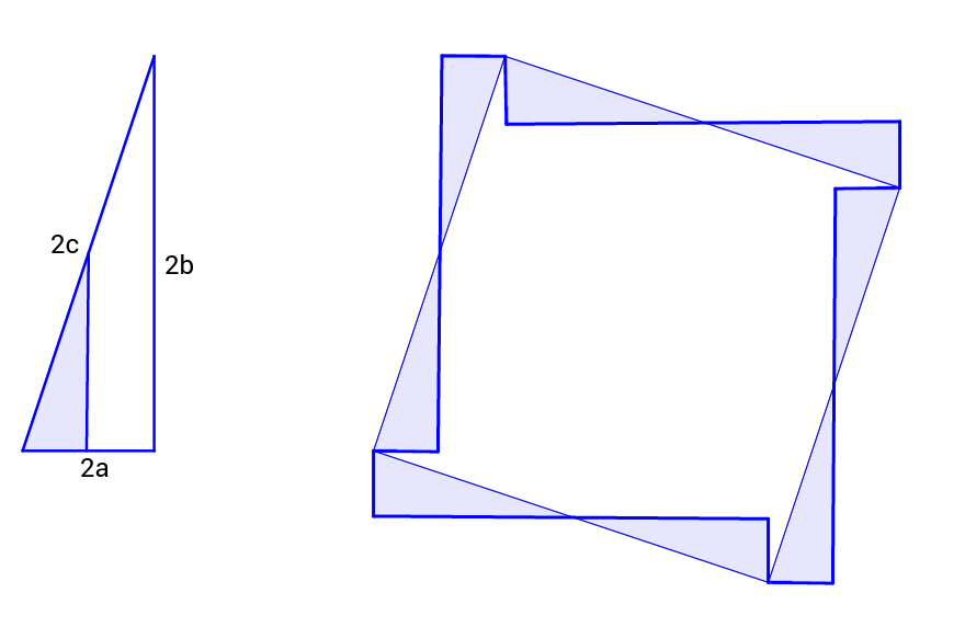 Pythagorean Theorem # 10