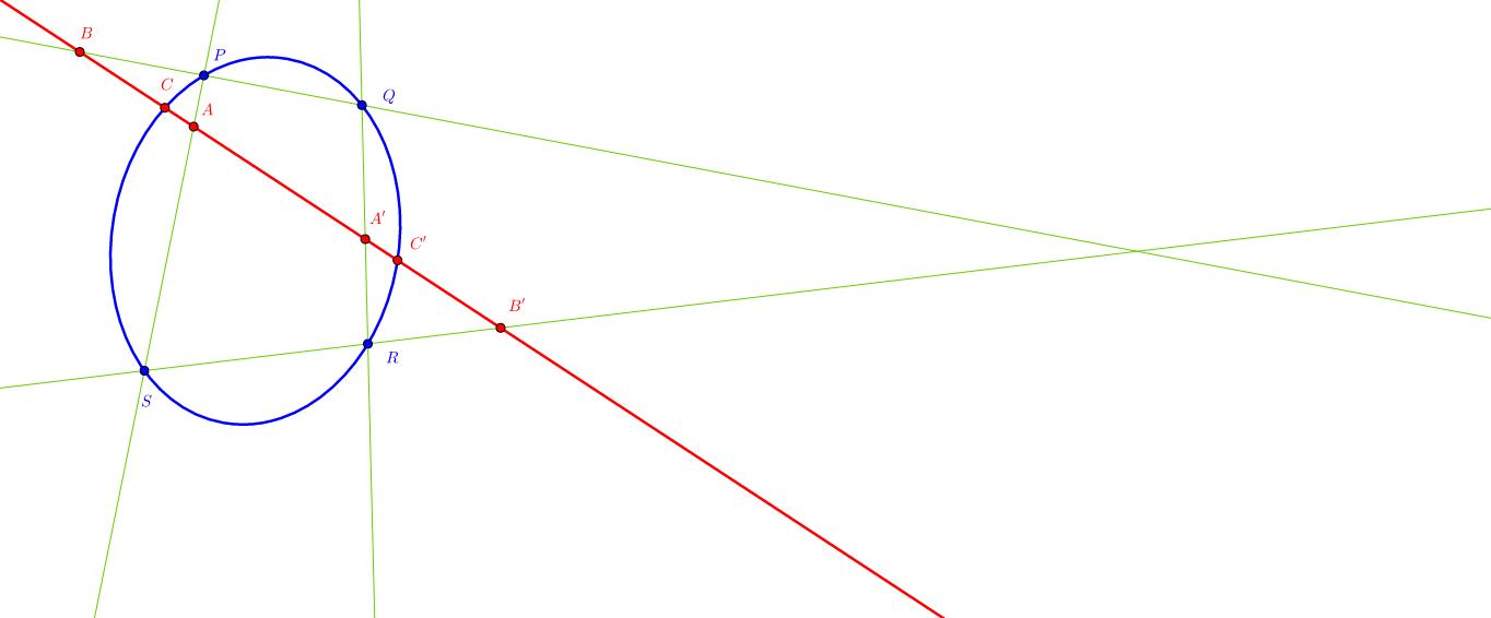 2n teorema de Desargues