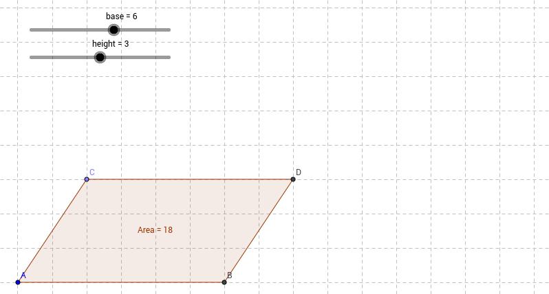 Parallelograms 1