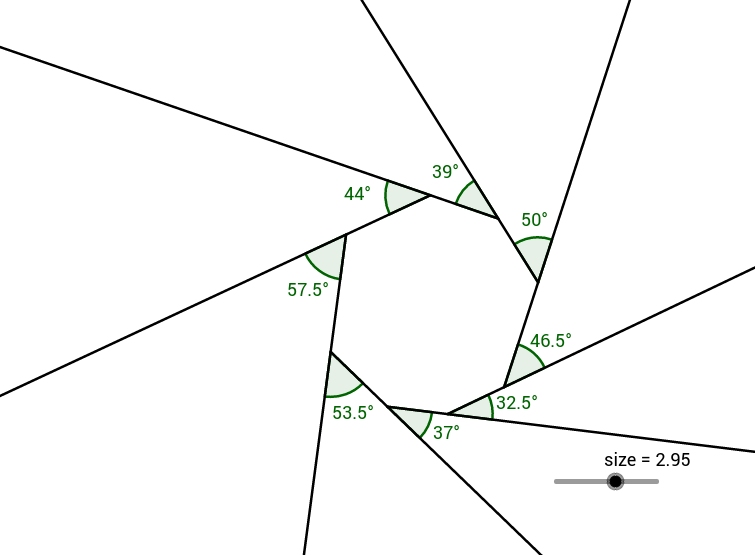 High Quality Sum Of Exterior Angles Of A Polygon