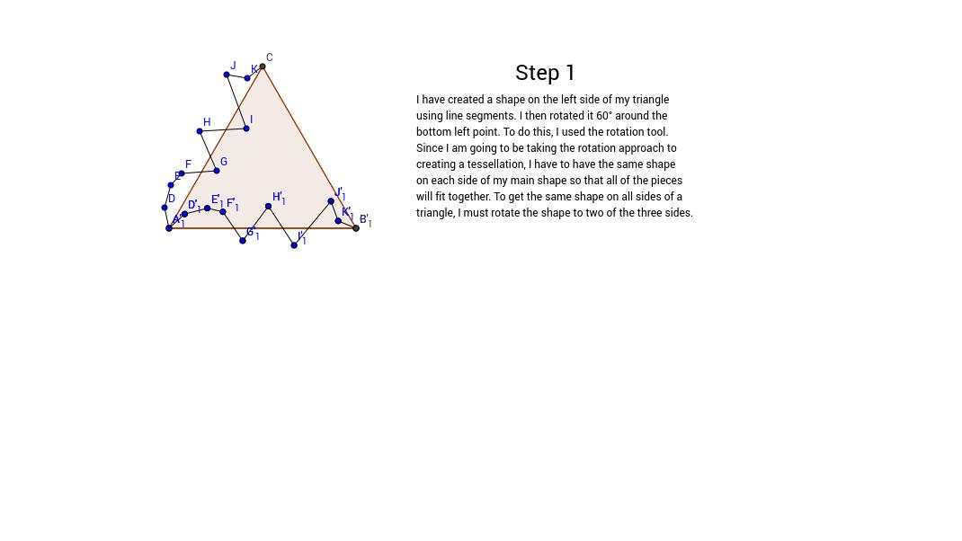 Tessellation 2 Step #1