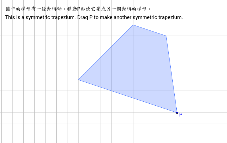 Symmetric Trapezium