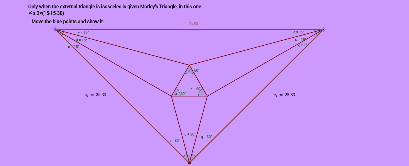 Morley's Theorem 3