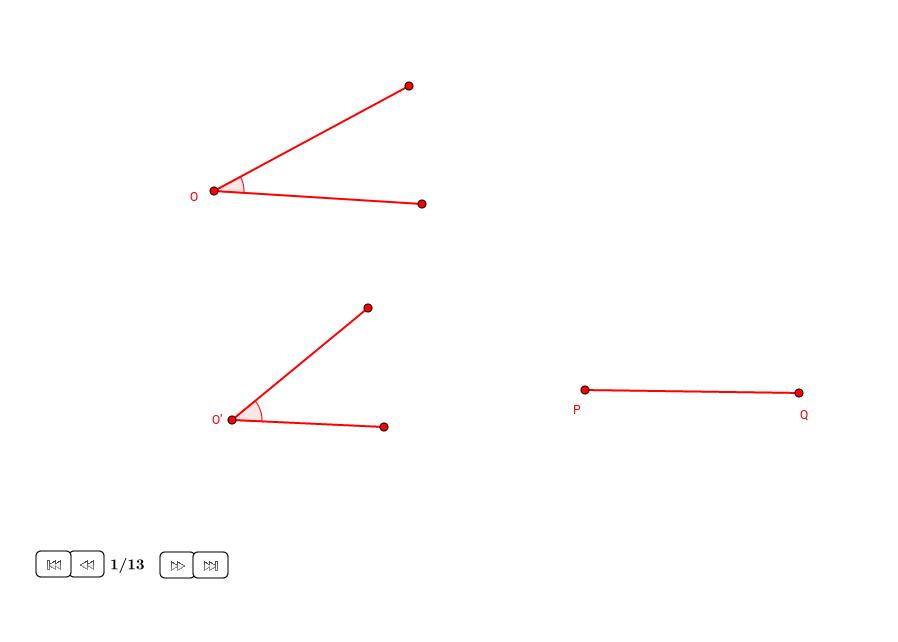 Sumar dos ángulos en un lado dado